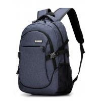 Small Waterproof Business Laptop Backpack With Battery Charger / Korean Style Manufactures