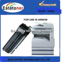 ARM236 ARM276 PhotoCopy Sharp Copier Toner , AR270FT Sharp Toner Cartridge Manufactures