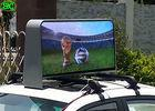 P4 Waterproof HD IP65 Car LED Sign Display RGB 3 In 1 Pixel Configuration Manufactures