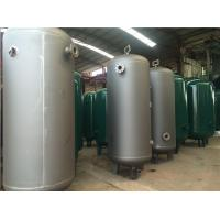 3000L 1.0mPa Carbon Steel Low Pressure Air Tank For Machinery Manufacturing Industry Manufactures