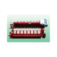 Turbocharged Diesel Power Generator Set 4 Stroke 3600 - 4000kW Manufactures