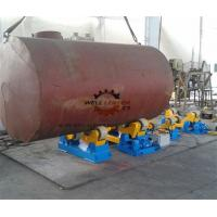 PU Coated Pipe Turning Rolls For Water Tank / Gas Tank / Oil Tank Manufactures