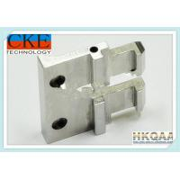 Buy cheap Customized CNC Metal Fabrication , Stainless SteelParts For Miniature Switches from wholesalers
