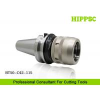 CNC Cutting Power Tool Holder High Precesion BT50 - C42 - 115 Manufactures