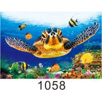 High Definition 3D Lenticular Pictures Gloss Or Matte Varnish Surface Manufactures