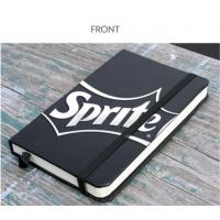 PU Cover A5 Note Book With Hard Cover Printing Services With Perfect Binding Manufactures
