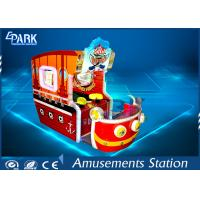 Island Hero Kids Video Arcade Game Machine With CE Certificate 1-2 Player Manufactures