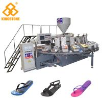 Women Men Flip Flop Slipper Making Machine With Full Production Line Process Manufactures