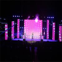 SMD2121 LED Stage Display  for Stage Background  Video wall P5 Indoor  320*160mm Manufactures