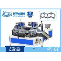 Automatic Assembly Riviting Laser Marking Machine Automobile Motor Spacer Manufactures