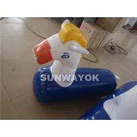 Professional Inflatable Accessories , Funny Airtight Inflatable Horse Manufactures