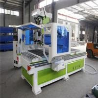One Head CNC Wood Cutting Machine / Small Woodworking Cnc Machines 1300*2500mm Manufactures