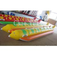 Flying Banana Inflatable Boat for Water Game Manufactures