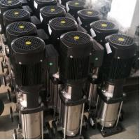 Domestic Water Multistage High Pressure Pumps , 0.37-15kw High Pressure Centrifugal Water Pump Manufactures