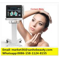 salon hifu machine / high intensity focused ultrasound hifu for wrinkle removal Manufactures