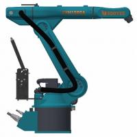 High Reliability 6 Dof Robotic Arm Material Handling Robots 1.5 M/S--1.2 M/S Tip Speed Manufactures