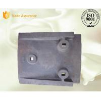 Cr-Mo Chrome Molybdemun Alloy Steel Castings With Tempering Heat Treatment Manufactures