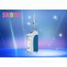 SWOISS Co2 Laser Beauty Equipment , White / Blue Laser Vigina Tightening Machine Manufactures