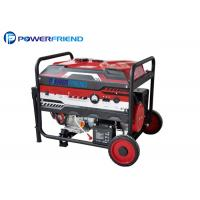 Small Portable Gasoline Generators With Wheels Electric Start for prime 8.5kva open typpe generator Manufactures