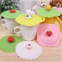 silicone cup seal lids ECO-friendly cup lids Manufactures