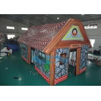 Event  / Advertising Inflatable Cabin Tent With Excellent Workmanship Manufactures
