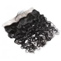 China Short Curly Human Hair Lace Front Wigs , Lace Front Curly Hair 10 To 22 Length on sale
