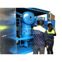 Fully enclosed trailer movable transformer oil processing machine, dustproof and rainproof, easy to transport Manufactures