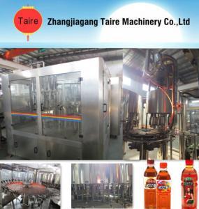 Hot fruit juice filling machine/ Fruit juice production line Manufactures