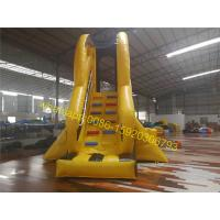 trucking jumping platform bounce castle Manufactures
