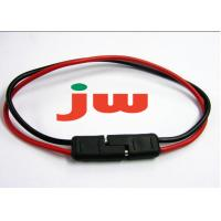 Red Black Auto Wiring Harness 10 12 14 16 18 AWG Electrical Bullet Connectors Wire Cable Manufactures