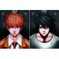Japanese 30x40cm 0.6mm PET 3D Poster Anime,Anime Lenticular 3D Poster Manufactures