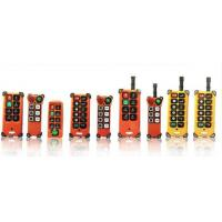 High Performance Wireless Hoist Push Button Switch For Hoist Remote Controlling Manufactures