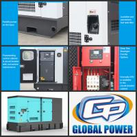 ATS  diesel generator set , Various series models of diesel generating sets Manufactures
