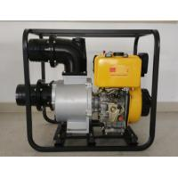 Drainage Agricultural Diesel Water Pumps  Wearproof Corrosion Resistance Manufactures
