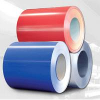 0.5mm Silicon Color Coated Steel Coil CRNGO W600 Smooth Surface 300Ω / mm2 , 1200mm Manufactures