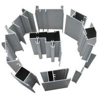 Chemical / Mechanical Polished T6 / T66 Aluminum 6000 Series Window Extrusion Profiles For Living Room Manufactures