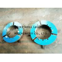 Welding Chuck 3 Jaw For Clamping On Welding Positioner ′ S Rotary Table Manufactures