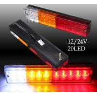 China OEM 20LED led trailer tail lights truck led tail light with high quality Manufactures