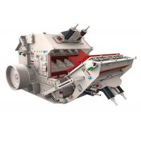 Horizontal Secondary Hard Stone Impact Crusher 1250mm Rotor With folding top Manufactures