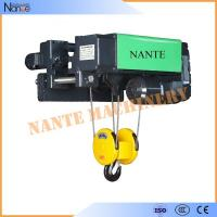 12.5 Ton Low Headroom Electric Hoist Steel Rope Hoist For Warehouse Manufactures