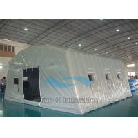 High Wind Resistance Large Inflatable Tents Camping With Silks Creen Printing Logo Manufactures
