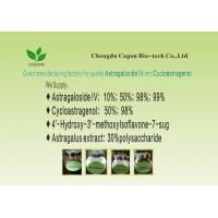 Circulation Astragalus Membranaceus Extract 10% Astragaloside IV Brown Powder Manufactures