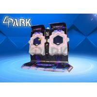 1 - 2 Players Dance Cubic Arcade Game Machine For Auto Show / Club Manufactures