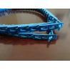 Red PU Transmission Belt Super Link V Belts Open Type Quick Installation Manufactures