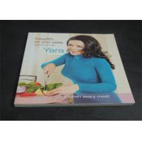 Professional Cook Book Printing On Demand With pantone colors A4 Manufactures