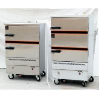 Single Door Stainless Vegetable Commercial Food Steamer For Hotel , Natural Gas Manufactures