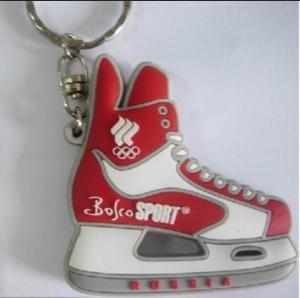 Wholesale 2D Rubber PVC Mini Air Max Jordan Basketball Shoes Sneaker Keychain Manufactures