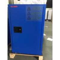 Safety Acid Corrosive Storage Cabinets With Touch Screen For Chemical Liquid12 gallon 45litre Manufactures