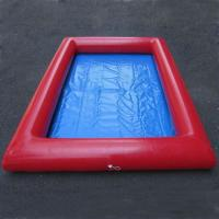 Customized Funny Amusement Park Small Swimming Pool Inflatables For Children Manufactures