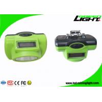 Buy cheap High Power Coal Miners Lamp Anti - Explosive 13000lux Brightness With PC from wholesalers